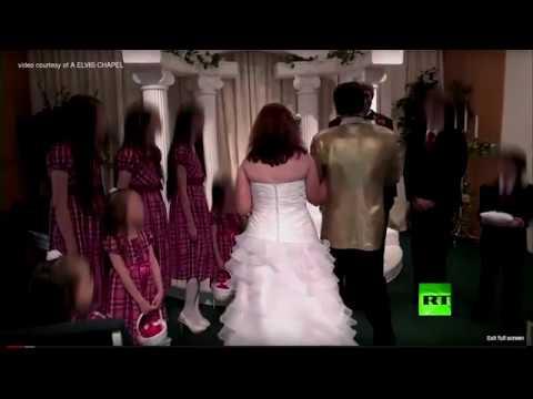 شاهد فيديو كنسي لطقوس زوجين حابسا أولادهما الـ13