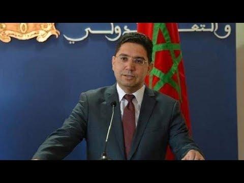 شاهد بوريطة يلغي زيارته إلى الجزائر بعد هذه المستجدات المفاجئة