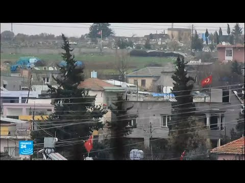 المدفعية التركية تقصف أهدافا في عفرين