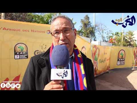 شاهد أراء الإعلاميين بشأن مباراة المغرب والسودان