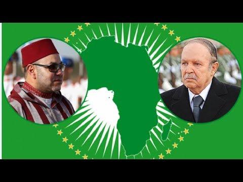 شاهد المغرب يستعدّ لسحب بساط مفوضية السلم والأمن الأفريقي من الجزائر