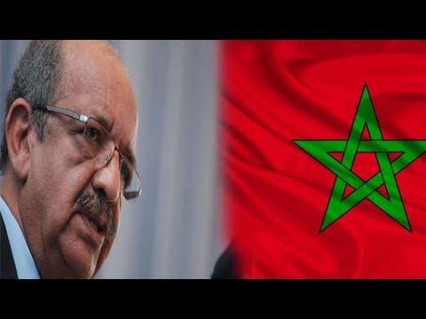 عبد القادر مساهل يثير الجدل بسبب تعليقه على فتح الحدود