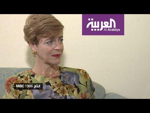 شاهد الكاتبة والباحثة المتخصصة بالأدب العربي ميريام كوك