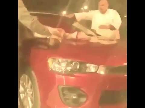شاهد مصري يثير الجدل بما فعله في سيارته الجديدة