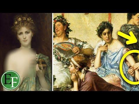 شاهد كيف كانت المرأة في الحضارات القديمة