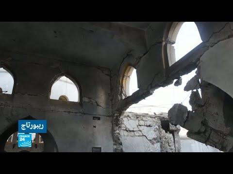 شاهد ليبيا وسط مساع لترميم مباني أثرية في بنغازي