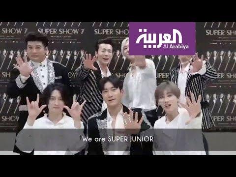 exo و super junior قادمون إلى دبي