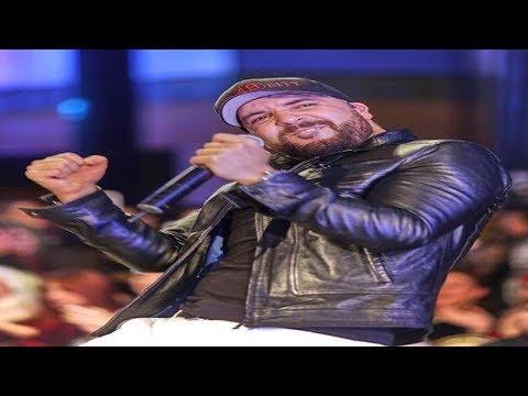 شاهد الفنان الدوزي يغني في المونديال مع النجوم العالميين