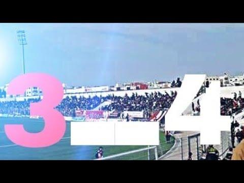 شاهد  أهداف مباراة المغرب التطواني وشباب أطلس خنيفرة