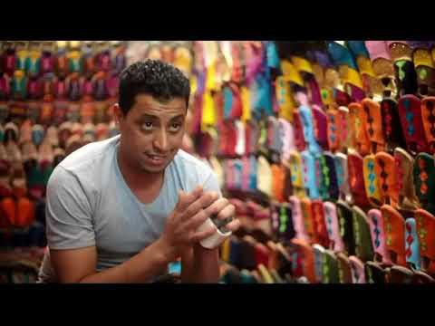 شاهد دباغة الجلود مهنة تقليدية حافظت على أصالتها في المغرب