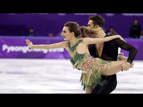 شاهد تعري متسابقة فرنسية في الألعاب الأولمبية الشتوية