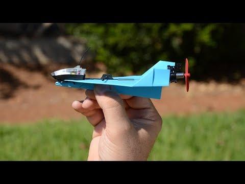 شاهد dart طائرة ورقية يمكنك التحكم بها عبر هاتفك الذكي