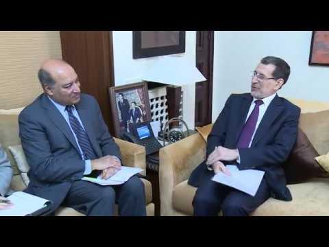 بالفيديو البنك الأوروبي لإعادة الإعمار والتنمية يواكب جهود الحكومة المغربية
