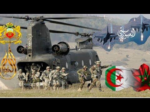 شاهد التوتر يعود إلى الحدود المغربية  الجزائرية