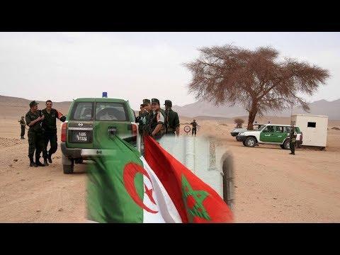 شاهد هذا ما قد يستقبله المغرب خلال أيام عبر الجزائر