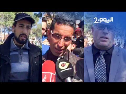شاهد شهادات جديدة بشأن جريمة قتل تلميذ في طنجة