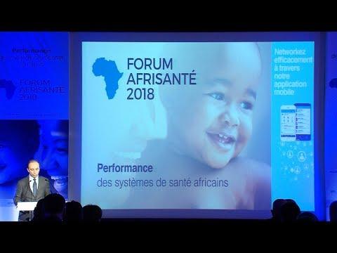 شاهد الدورة الخامسة للمنتدى الإفريقي للصحة