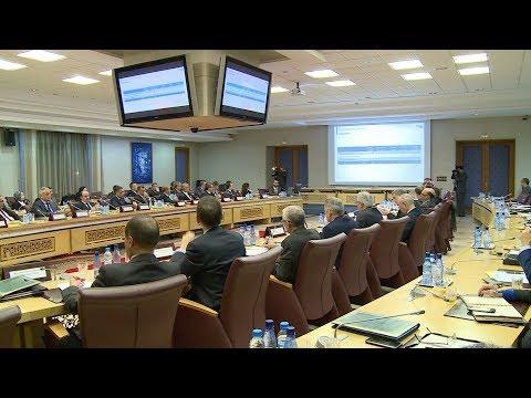شاهد اجتماع بوزارة الداخلية للاطلاع على تقدم إنجاز برنامج طنجة الكبرى