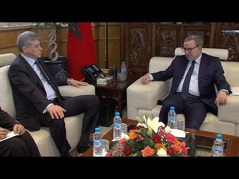 شاهد تعزيز التعاون بين المغرب وتونس محور مباحثات في الرباط