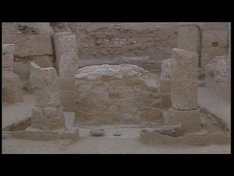 شاهد العثور على كنيسة بيزنطية يعود تاريخها إلى العصر الروماني
