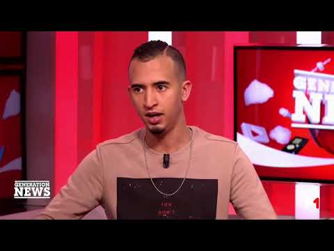 شاهد عثمان ميستر كريزي يحكي قصة خلافه مع مسلم