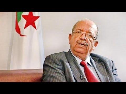 شاهد وزير خارجية الجزائر يعترف بمغربية الصحراء بشكل واضح