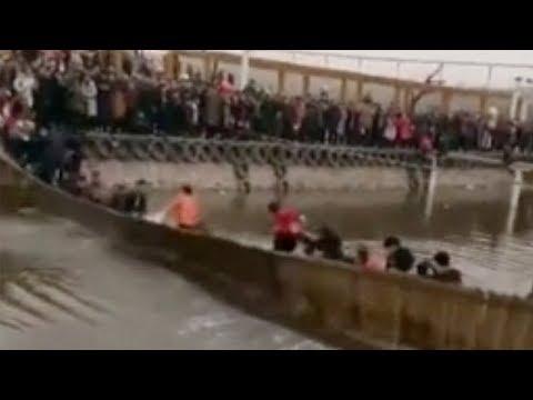 شاهد السياح يثيرون الغضب فى الصين بهذا التصرف