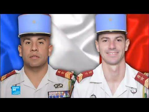 شاهد مقتل جنديين فرنسيين في مالي