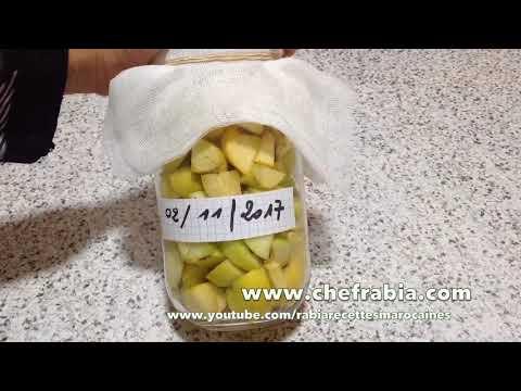 شاهد الطريقة الصحيحة لتحضير خلّ التفاح الاصلي في المنزل
