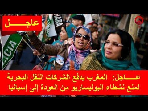 بالفيديو المغرب يمنع نشطاء البوليساريو من العودة إلى إسبانيا