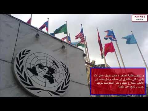 بالفيديو ملف الصحراء يدخل ضمن أجندة اللجنة الأممية الـ24