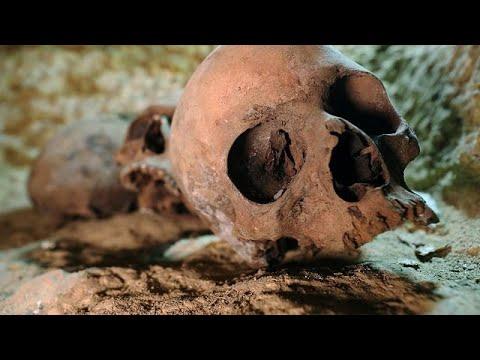 شاهد العثور على مقبرة فرعونية تحتوي على أكثر من 1000 تمثال