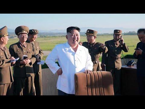 شاهد كوريا الشمالية مستعدة لإجراء محادثات مع الولايات المتحدة