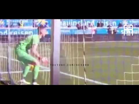 بالفيديو أغبى حارس مرمى في كرة القدم