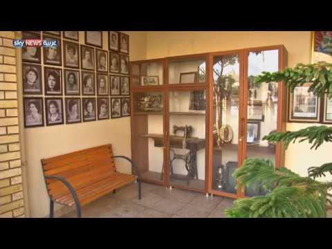 شاهد  أول مدرسة في أربيل تتحول إلى متحف تربوي مميّز