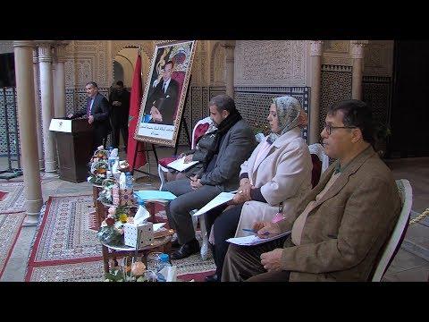 شاهد الإعلان عن انطلاق الملتقى المدني الثقافي للتنمية الثقافية لجهة الدار البيضاء