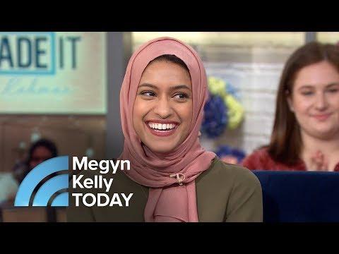 شاهد أول مراسلة محجبة تظهر على شاشات التليفزيون الأميركي