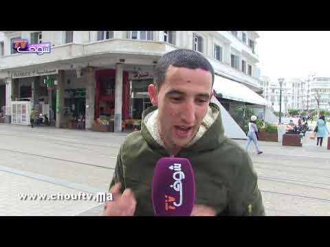 شاهد رد فعل المغاربة بعد استبعاد بنشرقي والحداد من المنتخب المغربي