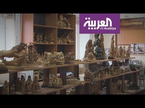 بيت لحم منشأ صناعة الحفر على الصدف والخشب