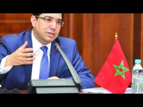 شاهد بوريطة دخل نيشان في البوليساريو والجزائر