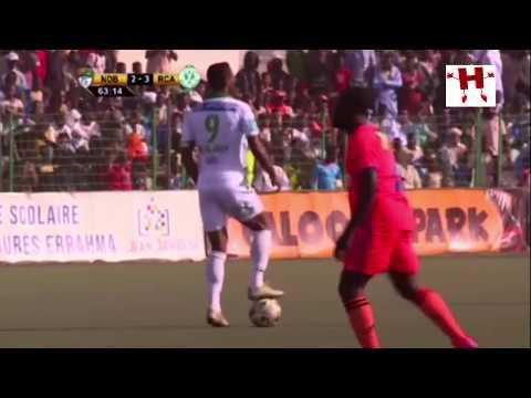 بالفيديو أهداف مباراة الرجاء ضد إف سي نواذيبو