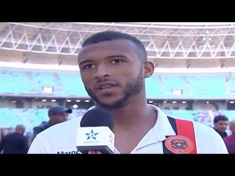شاهد أيوب الكعبي يتحدّث عن هدفه في مرمى النادي الافريقي
