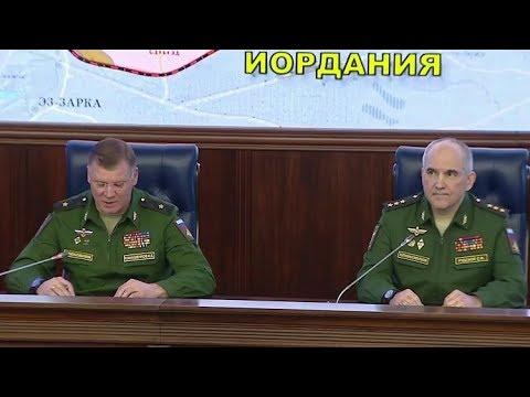 شاهد وزارة الدفاع الروسية تؤكّد أنّ الولايات المتحدة تحضّر إلى قصف سورية