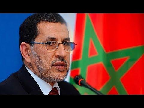 شاهد ضربة مُوجعة يتلقّاها رئيس الحكومة سعد الدين العثماني