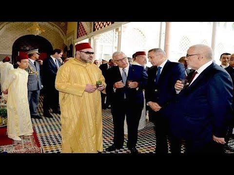 شاهد مُقرّب مِن بنكيران يحكي طرفة وقعت له مع محمد السادس