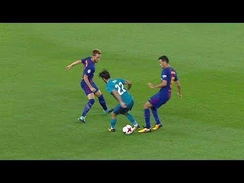 شاهد أجمل لقطات لاعبي ريال مدريد في كرة القدم