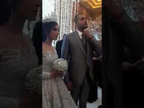 شاهد حفلة زفاف أسطورية لحفيد أمير الكويت بحضور الملكة رانيا