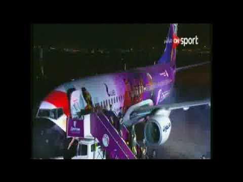 شاهد تعرف على شكل الطائرة التي سينتقل بها المنتخب المصري إلى روسيا
