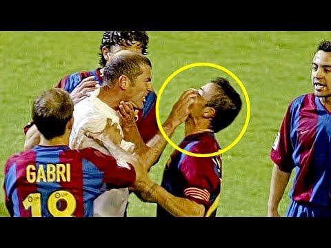شاهد سر العداء بين برشلونة وريال مدريد