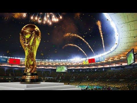 شاهد كأس العالم من نصيب المغرب وهذه هي الأسباب